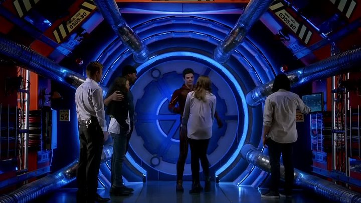 The Flash 2014 S01E23 Fast Enough 720p WEB-DL AAC x264-PSYPHER