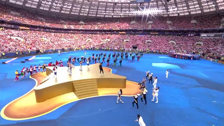 Will Smith, Nicky Jam and Era Istrefi - Live It Up.2018 FIFA World Cup Final,15 July 2018