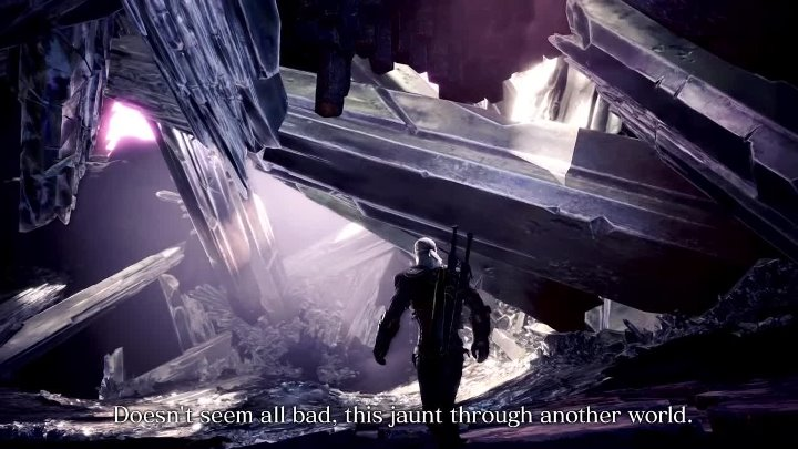 Monster Hunter World – The Witcher 3 Wild Hunt Collaboration Trailer ¦ PS4