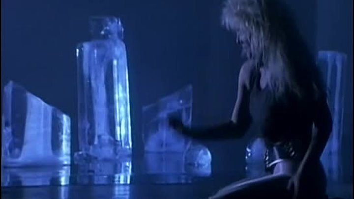 Lita Ford - Kiss Me Deadly - 1988 - Official Video - Full HD 1080p - группа Рок