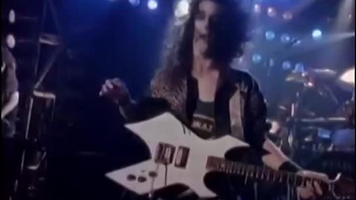 Lita Ford - Back To The Cave (Music Video)