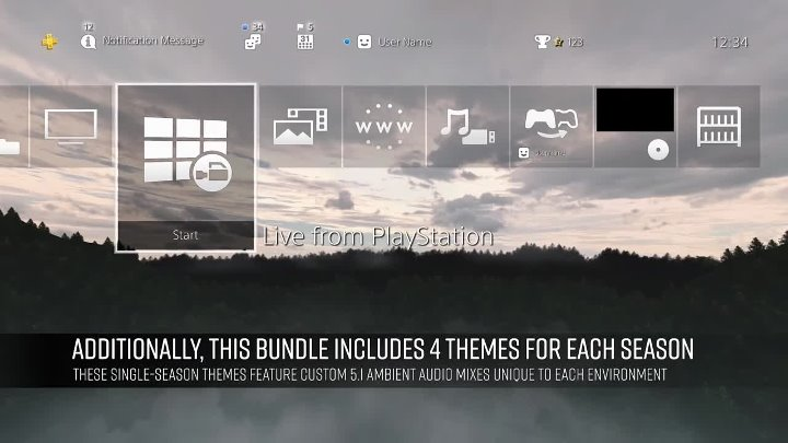 LoFi Valley Dynamic Themes and Bundle - Release Trailer ¦ PS4