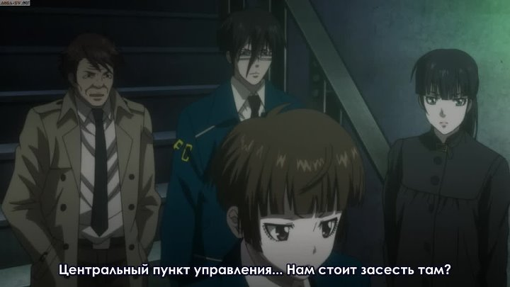 [GMC] Psycho-Pass Extended Edition - 11