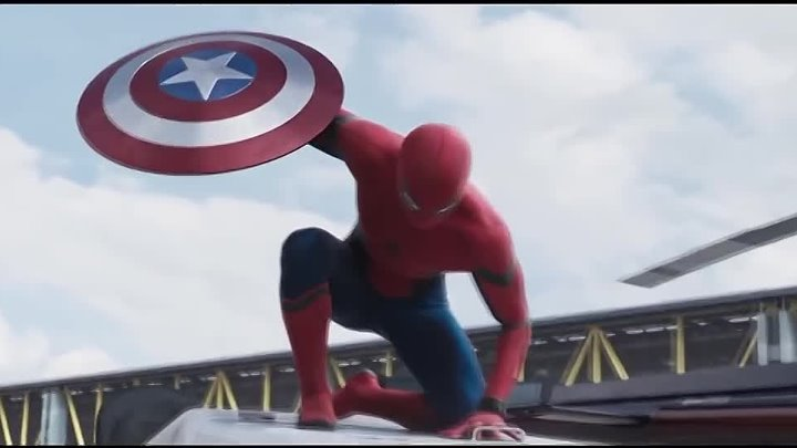 Spiderman HomeComing Bande Annonce VF HD