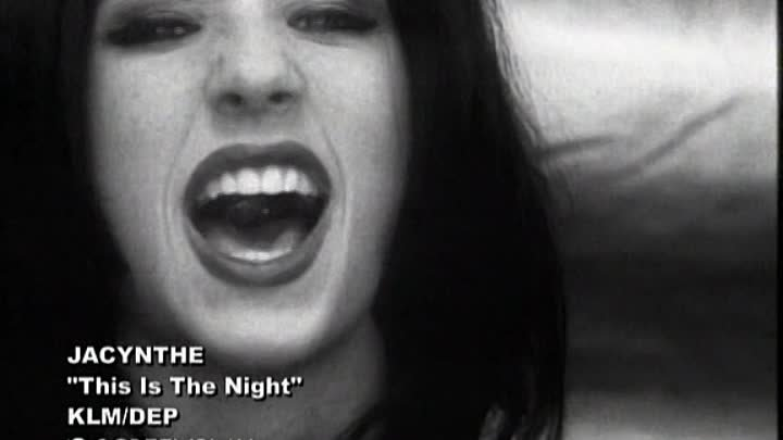 Jacynthe - This Is The Night