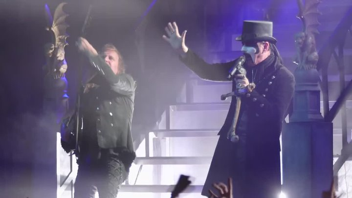 King Diamond - A Mansion in Darkness (Live at The Fillmore) - https://ok.ru/rockoboz (8694)