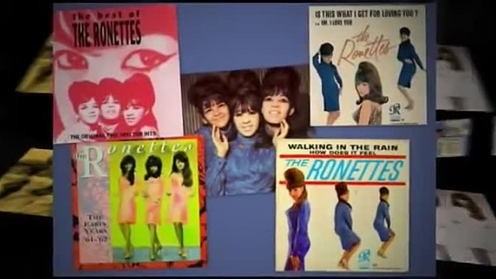 THE RONETTES i'm gonna quit while i'm ahead