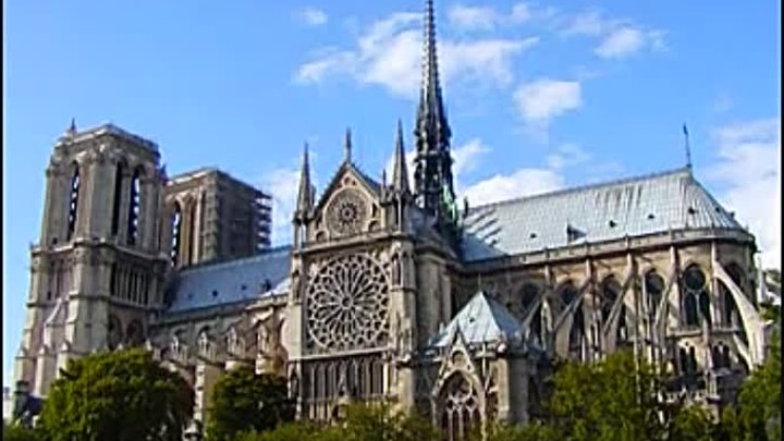 a study on the notre dame cathedral