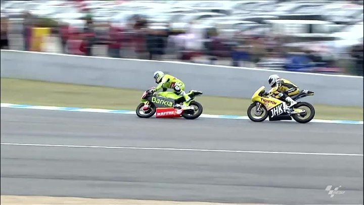 Biggest wobbles and best saves in MotoGP™
