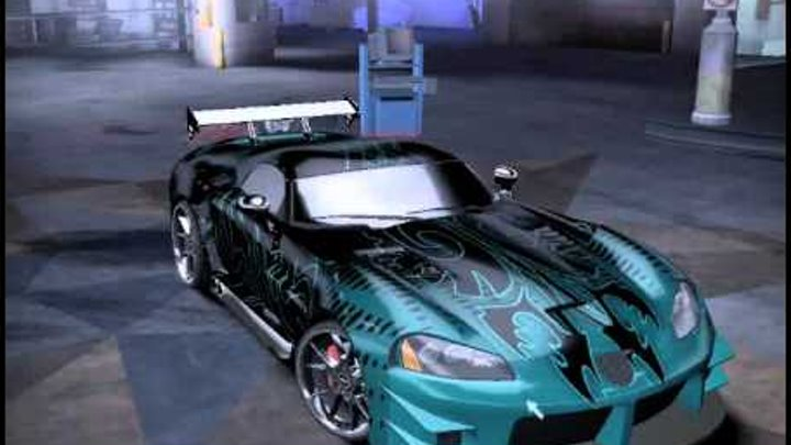 All my Tunned Cars in NFS Carbon....