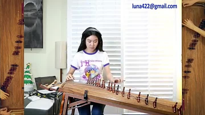Blur-Song 2 Gayageum ver. by Luna