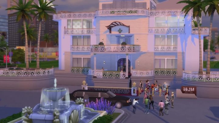 The Sims 4 Get Famous - Official Trailer ¦ PS4