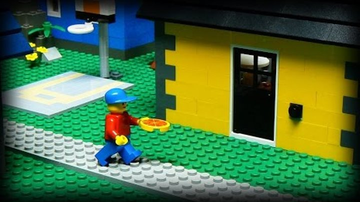 Lego Pizza Delivery 3