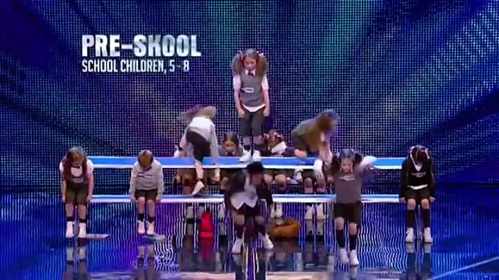Top KID DANCERS From Across The World! Got Talent Global