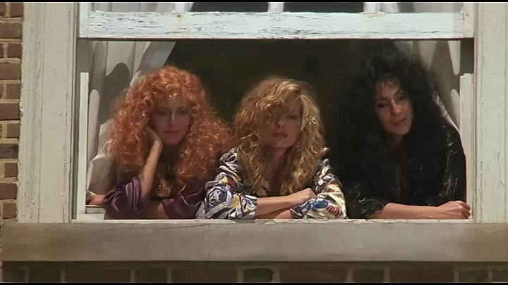 Иствикские ведьмы - The Witches of Eastwick (1987)