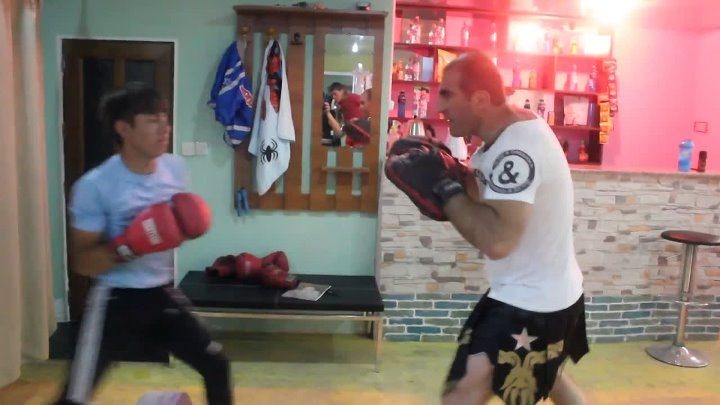 ARMAN KICK BOXING