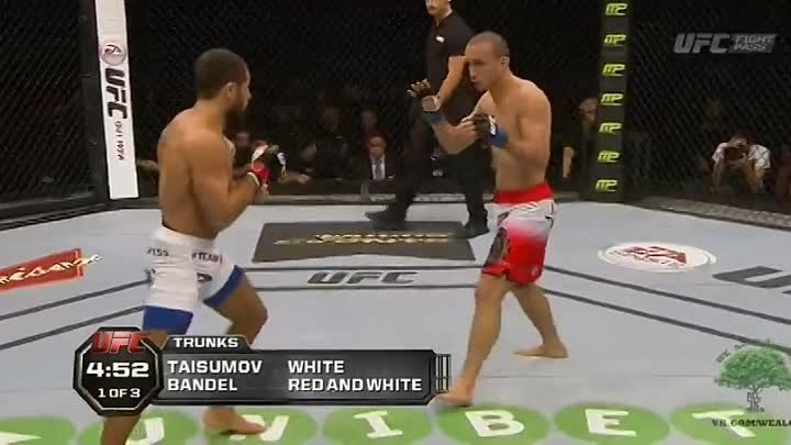 Mairbek Taisumov Vs. Marcin Bandel [UFC Fight Night 53]