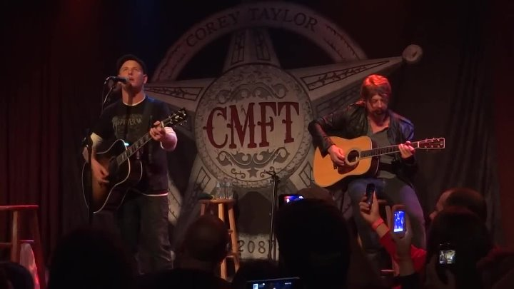 Corey Taylor(Slipknot)-Snuff-Feat Jim Root(Acoustic)