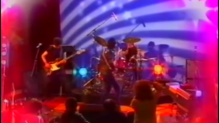 LINK WRAY - RUMBLE (The power Chord) Live from Berlin. 1978