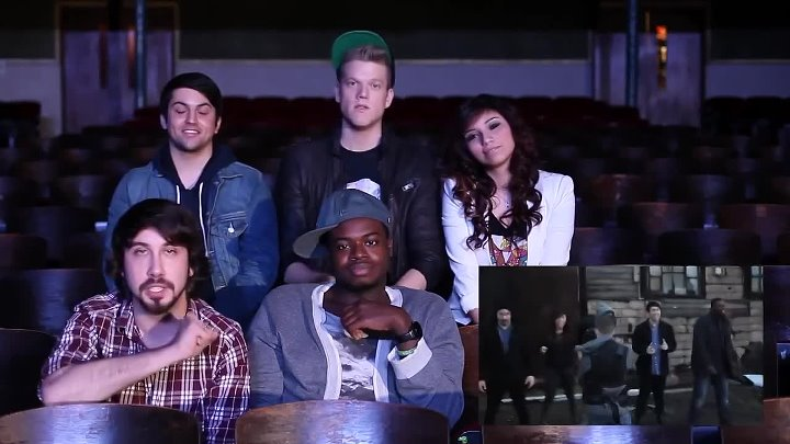 pentatonix Don you worry child