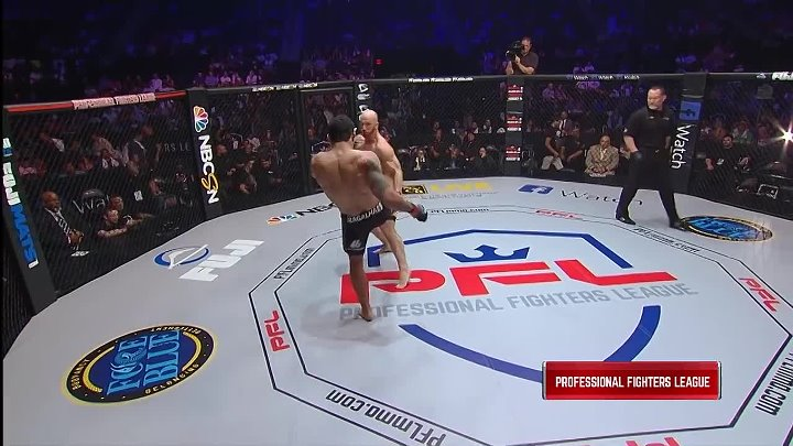 PFL Full Fight Friday_ Vinny Magalhaes vs. Brandon Halsey