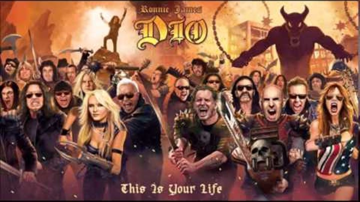 Rob Halford-Man On The Silver Mountain-this is your life Ronnie james dio tribute