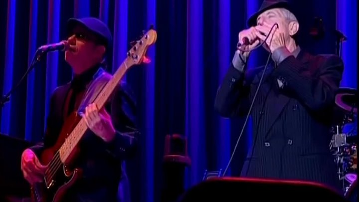 Leonard Cohen - Dance Me To The End Of Love ; Live In London. by zaza