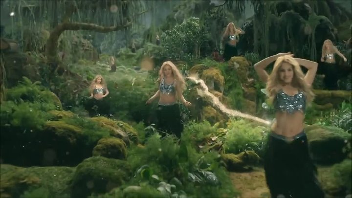 Shakira LaLaLa ( Brasil ) THE Offiecial 2014 FIFA WORLD CUP song.