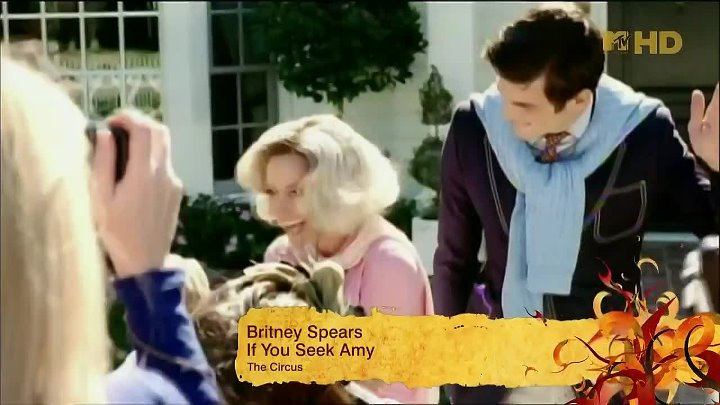 Britney Spears - If U Seek Amy [2009, HDTV 1080]
