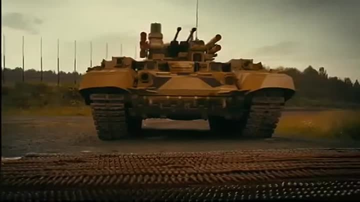 Танк Т-90 СМ 'Прорыв' и БМПТ 'Терминатор' - Russian Tank T-90 SM 'Breakthrough'