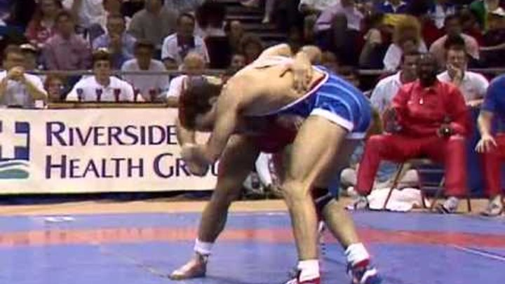 John Smith vs Stepan Sarkissian 1989 Toledo Ohio