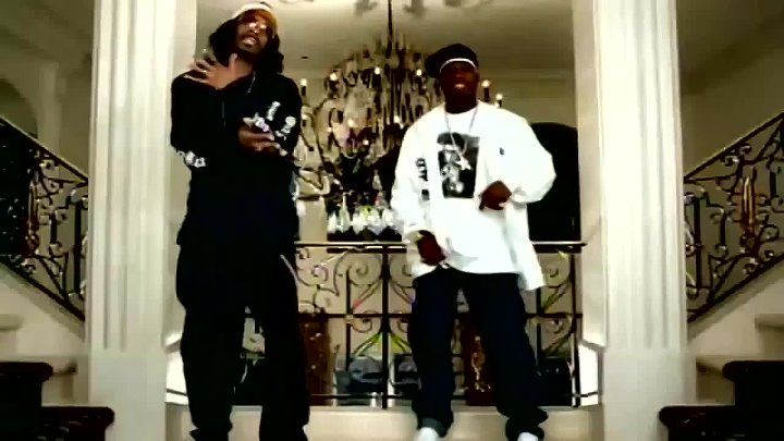 57.50 Cent.Snoop Dogg - P.I.M.P.(Official Video)
