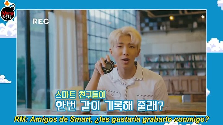 [Sub Español] 180912 [Try to Set a Record Any Record] Festival - RM Version