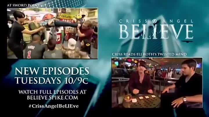 Criss Angel BeLIEve- Bug You Out (On Spike)