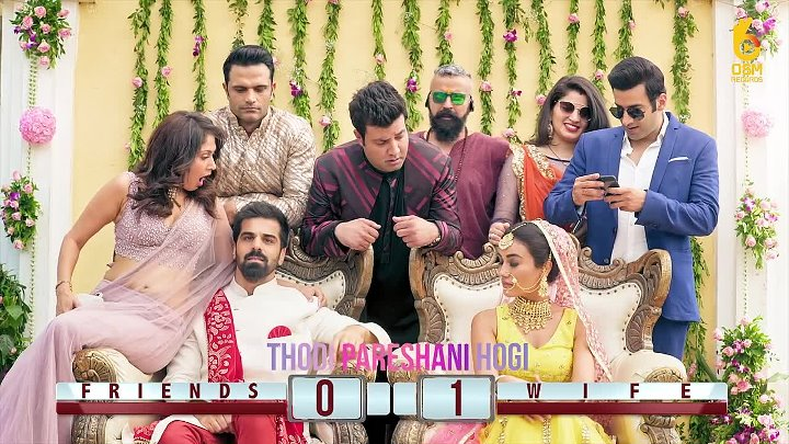 Haanji - The Marriage Mantra - RSC, K9, Shrooodi - Surbhi Jyoti - Sumit Suri - Varun Sharma