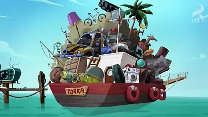 Angry Birds Toons(2013)