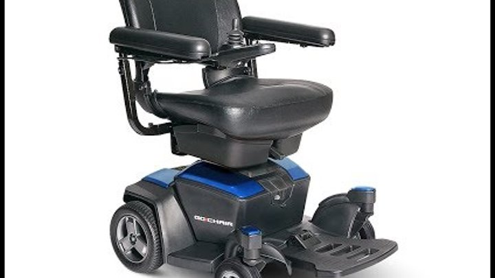 The All-New Go-Chair from Pride Mobility®