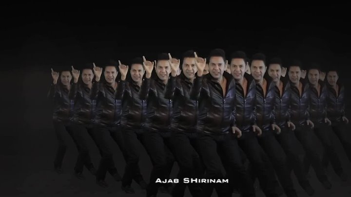 PENJI ANNAEV-Ajab Shirinam tel..933274444 2014-official video