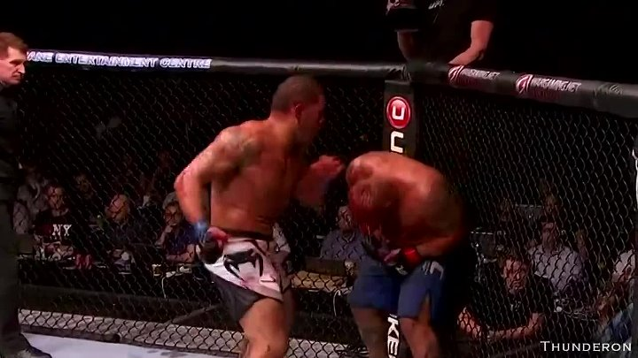Mark Hunt highlights 2014
