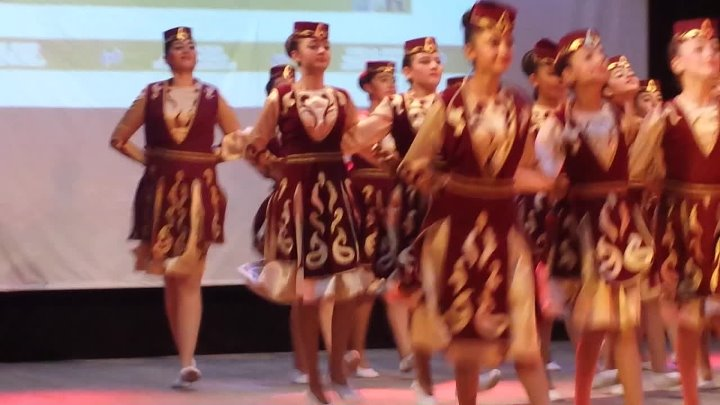 Amasia Dance Group-Qochari