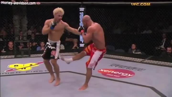The Best Kicks in MMA