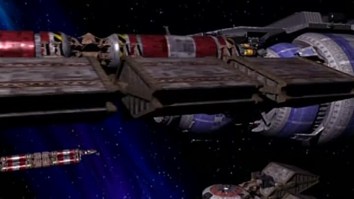 Babylon 5. Season 1 (1994) 12