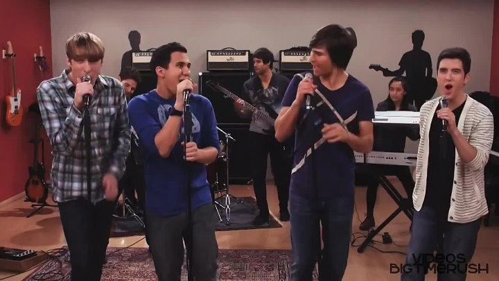 Big Time Rush - Oh Yeah (Official Music Video) HD