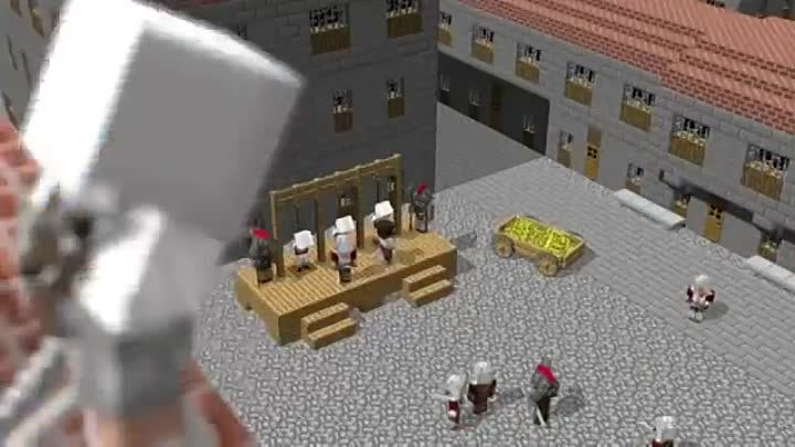 Assassin-u0027s Creed - A Minecraft Animation