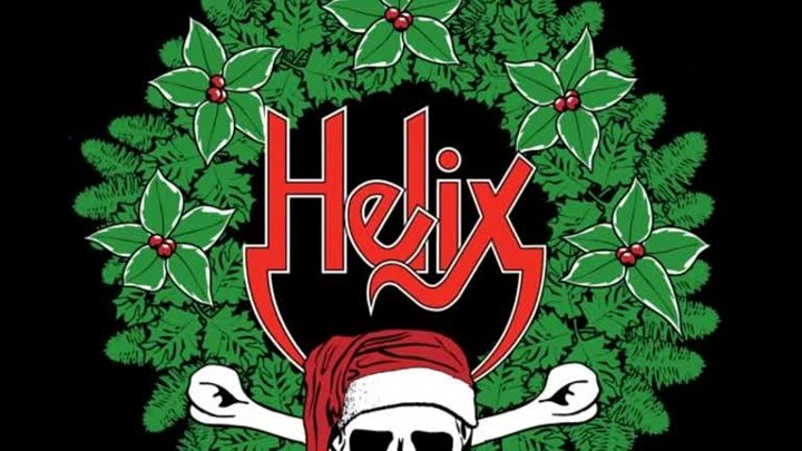 Helix - Christmas Time Is Here Again