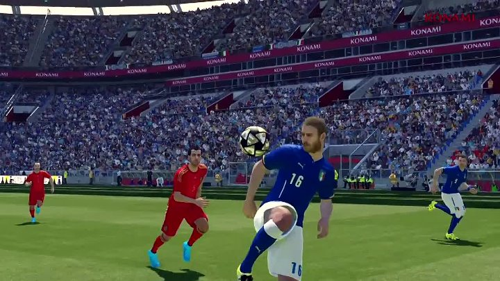 [Official] PES 2016 Gameplay Trailer- GC 2015