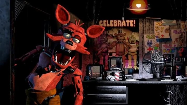 Теории и Факты о Foxy ¦ Five Nights At Freddy's ¦ #1
