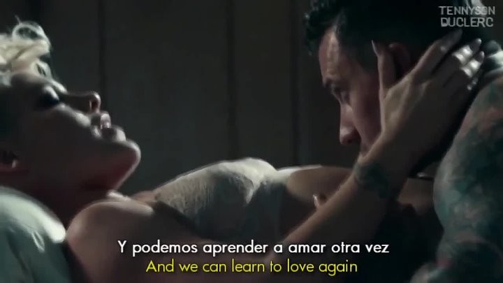 Pink & Nate Ruess _ Just Give Me A Reason (Sub. Español-English) Official Video_HD