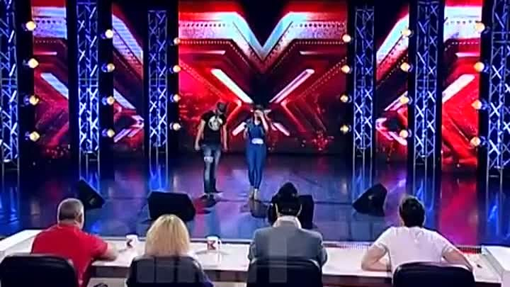 X Factor 3-Lsumner 3-rd or- Hip Hop 10.05.2014