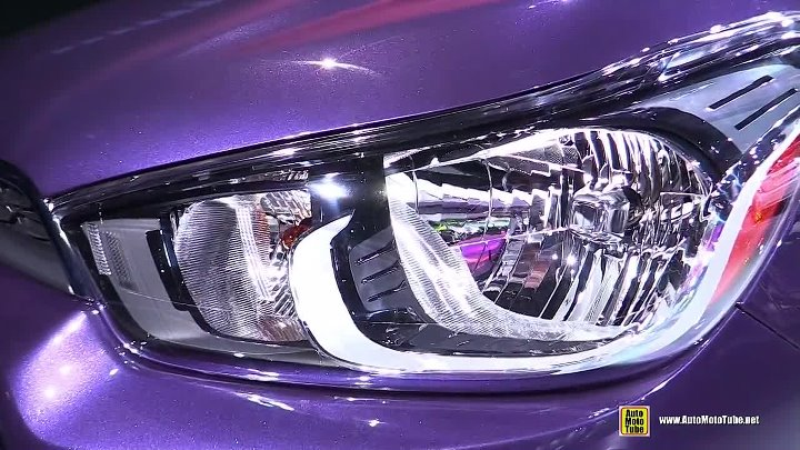 2016 Chevrolet Spark LT - Exterior and Interior Walkaround - Debut at 2015 New York Auto Show (1)